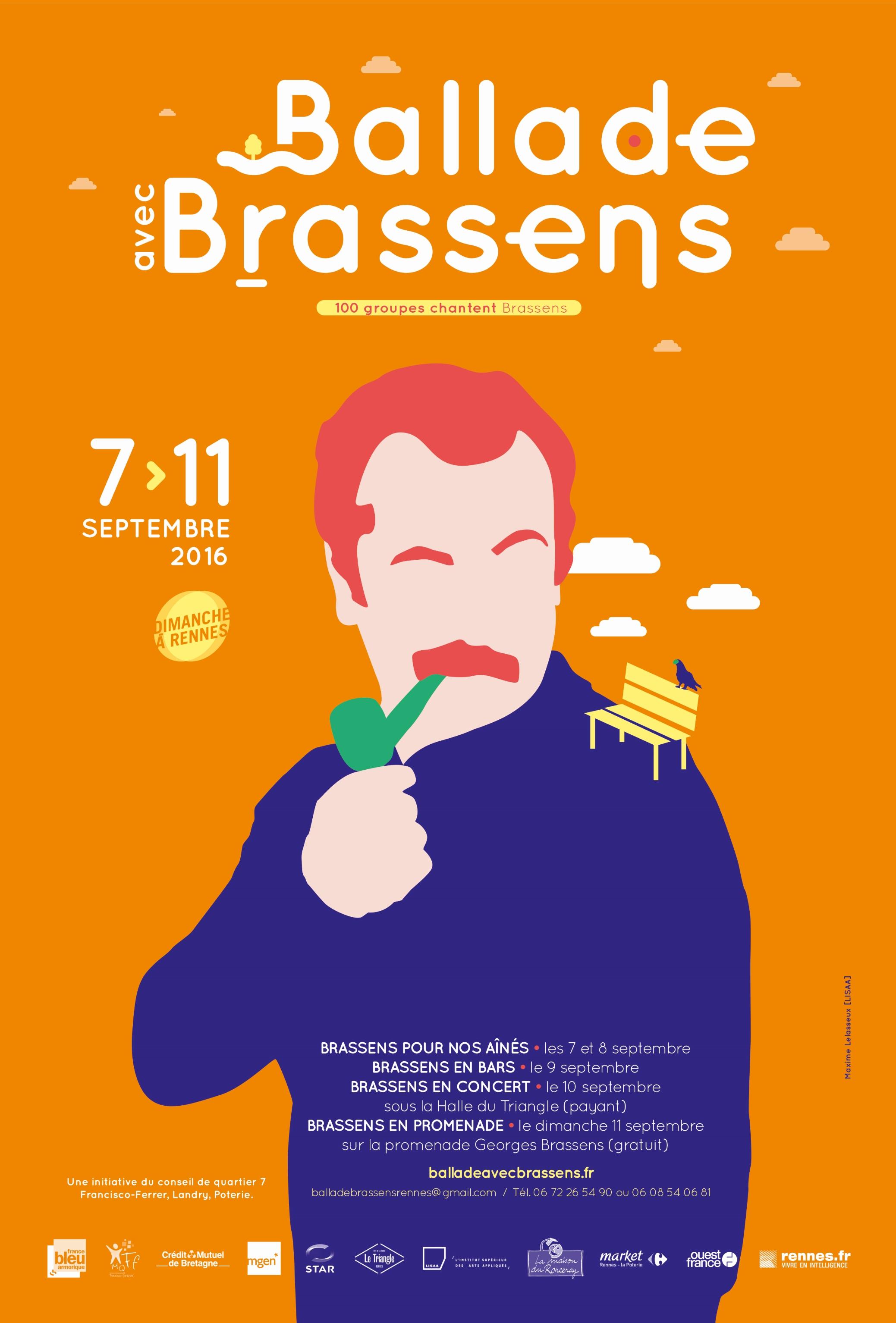 Brassens Definitive